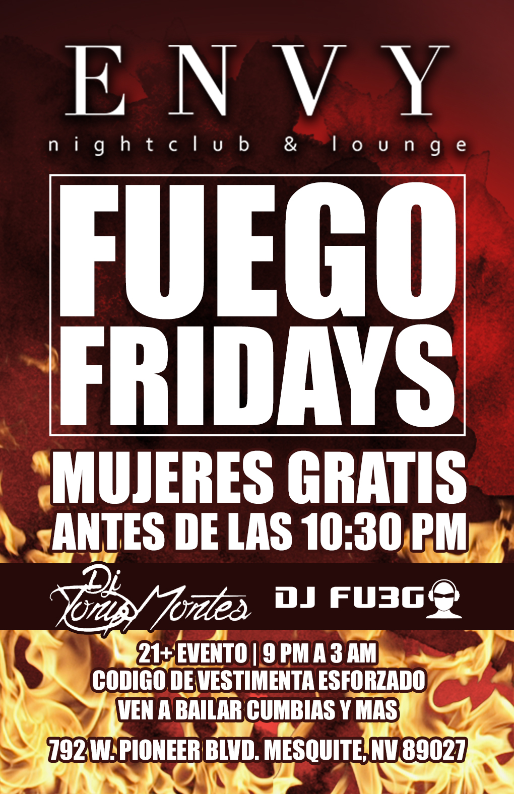 envy_friday_fuego