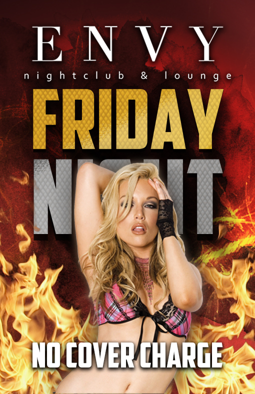 envy_friday_poster_generic